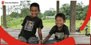 Children during emergencies are the most vulnerable.