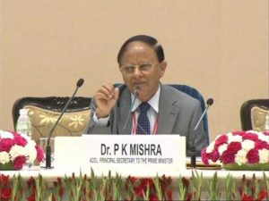 Dr. P.K. Mishra
