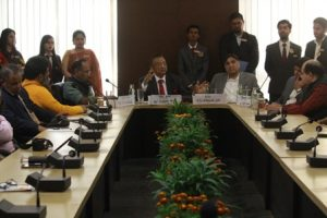 The conference discussed various aspects of rural tourism.