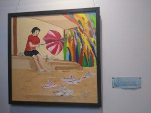 Siddharth's favorite painting.