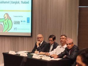 Livio Sarandea Chairing the panel