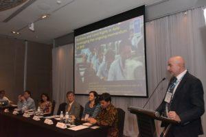 Livio Sarandea of Business and Human Rights, UNDP